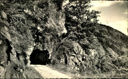 MUNSTER ROUTE DU FISCH BOEDLE LE TUNNEL - Munster