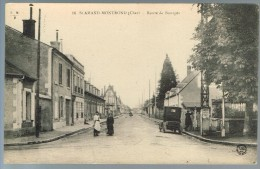 """""""France 18 - Saint-Amand-Montrond - Route De Bourges"""" - Saint-Amand-Montrond"""