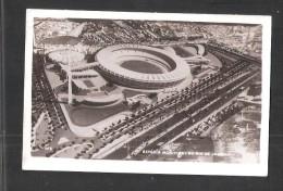 RIO DE JANEIRO BRASIL BRAZIL BRESIL MARACANA STADIUM STADE POSTCARD STADION ESTADIO CALCIO FOOTBALL SOCCER  FUTBOL FUTEB - Soccer