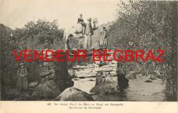 ERGUE  GABERIC       VIEUX PONT DU STANGALA - Ergué-Gabéric