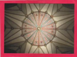 Chapter House Ceilling,York Minster,York,Yorkshire,Z 21. - York