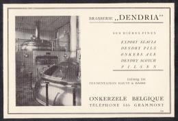 """Grammont - Brasserie """"DENDRIA"""" - Publicités"""