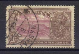 W425 - INDIA 1931 , Giorgio V  1 Anna  Yvert N. 129 . - 1911-35 King George V