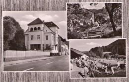 CPM :   ALPIRSBACH  (allemagne):  Kloster - Und Kurstadt (N°3056).   .  (B1274) - Alpirsbach