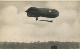 Dirigeable Militaire Moto Ballon - Dirigeables