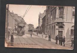 Dunfermline TRAM Trolley East Port Street FIFE CARD HAS FAULTS Scotland - Fife