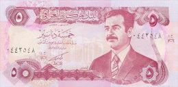 Iraq 5 Rials (1993) Pick 80 UNC - Iraq