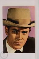 Original & Rare 1960s Postcard - A. Murphy  - Printed In Spain - Acteurs