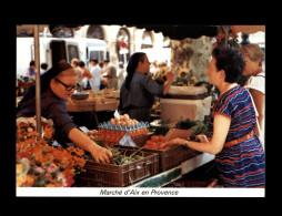 13 - AIX-EN-PROVENCE - Marché Aux Légumes - Aix En Provence