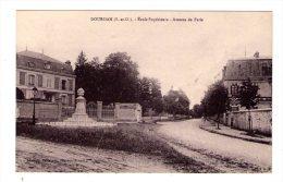 Dourdan - Ecole Superieure  - Avenue De Paris - Dourdan