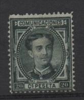 20c. Verde ; Edifil No.176; Michel Nr.158,no Usado - Nuevos