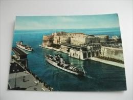 NAVE SHIP ENVIAR  Guerra Taranto Ponte Girevole - Guerra