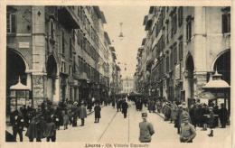 Italie - Toscane - Livorno - 77962 - Livorno
