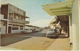 Lahaina, Maui, HI Hawaii, Front Street Scene View, Autos, C1950s/60s Vintage Postcard - Maui