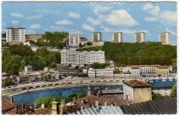 Cpsm Lyon, Quais De La Saone, Ecole Vétérinaire Et Les Nouveaux Immeubles - Lyon