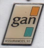 Assurance mutuelle , GAN Assurances 92