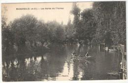 94 - MANDRES - Les Bords De L'Yerres - Edition Thibault - Mandres Les Roses