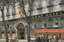 BARCELONA   Hôtel ORIENTE - Ramblas - Barcelona