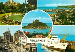 Penzance, Cornwall, England Postcard John Hinde Unposted - Sonstige