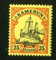 10501  Cameroun 1900 ~ Michel #11**  ( Cat.€5. ) - Offers Welcome. - Colonia: Camerun