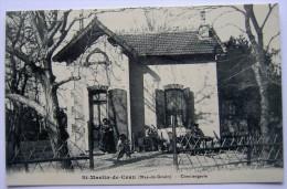 13 BOUCHES DU RHÔNE   ST SAINT MARTIN DE CRAU  ( MAS DE GOUIN ) CONCIERGERIE - Autres Communes