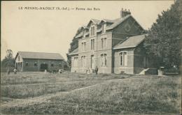 76 MESNIL RAOUL / La Ferme Des Bois / - Autres Communes