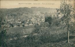 76 MONTIVILLIERS / Vue Panoramique / - Montivilliers