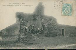 76 MONTIVILLIERS / Le Champ De Foire, Les Ruines De L'Ancienne Prison / - Montivilliers