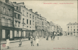 76 NEUFCHATEL EN BRAY / La Grande Rue Notre-Dame / - Neufchâtel En Bray