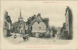 76 NEUFCHATEL EN BRAY / La Grande Rue Fausse-Porte Et La Rue Des Tanneurs / - Neufchâtel En Bray