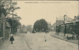 76 NEUFCHATEL EN BRAY / Le Carrefour Des Routes De Dieppe Et De Londinières / - Neufchâtel En Bray
