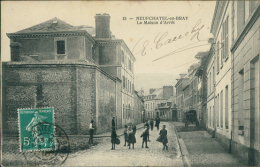 76 NEUFCHATEL EN BRAY / La Maison D'Arrêt / - Neufchâtel En Bray