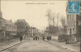 76 NEUFCHATEL EN BRAY / La Gare / - Neufchâtel En Bray