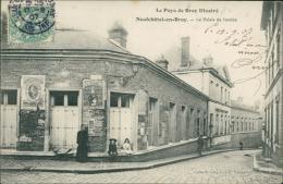 76 NEUFCHATEL EN BRAY / Le Palais De Justice / - Neufchâtel En Bray