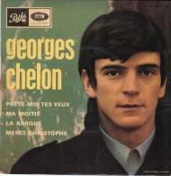 EP 45T GEORGES CHELON - Vinyl-Schallplatten