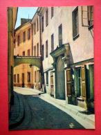 Stikliu Street - Vilnius Old Town - 1981 - Lithuania USSR - Unused - Litouwen