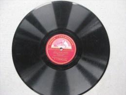 Disque Ancien 78 Tours Gramophone La Voix De Son Maitre : Amour Méconnu Et Joli Printemps - 78 G - Dischi Per Fonografi
