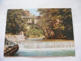 CARTOLINA MERANO PONTE ROMANO VIAGGIATA - Bolzano (Bozen)