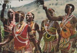 Kenya Femmes Costume Danse - Kenya