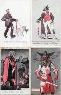 Anti-guillaume - Illustrateur Pierre Chatillon X 10 Cartes - War 1914-18