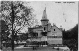 BOITSFORT Villa Reigersberg 1919 état Superbe - Watermael-Boitsfort - Watermaal-Bosvoorde