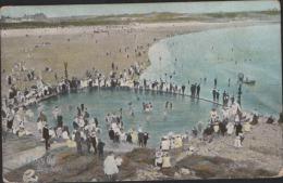 BARRY ISLAND  CHILDREN'S BATHING POOL Used Wales Pc - Glamorgan