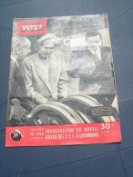 Notre Métier 1951 326 Wagons Lits CIWL CFL LUXEMBOURG DIJON PERRIGNY CARENTAN - Livres, BD, Revues