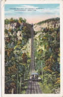 Incline Railway Up Lookout Moutain (taxes Stample, Timbre Taxe) - Chattanooga
