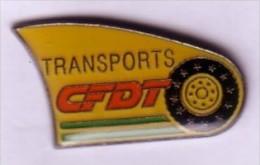 POLITIQUE SYNDICAT  -  CFDT TRANSPORTS