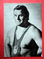 Jaan Talts - Weightlifting - Munich 1972 - Estonian Olympic Medal Winners - 1979 - Estonia USSR - Unused - Jeux Olympiques