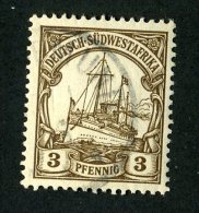 10780  GSWA 1900 ~ Michel #11   ( Cat.€2. ) - Offers Welcome. - Colony: German South West Africa
