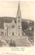 RARE ! Bienne Biel Eglise Française Carte Neuve Avant 1904 - BE Berne