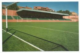 Cornella De Llobregat , Espanà , Stadium , Municipal Via Ferra, édition Limitée -100 Copias - 2 Scans - Estadios