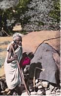 PC Djibouti - Vieillard Dankali (5699) - Dschibuti